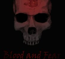 Blood and Fear by atelier-noir