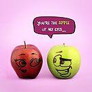 PUNtastic Fruity Card #04 by Vanessa Dualib