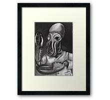 The Good Doctor Framed Print