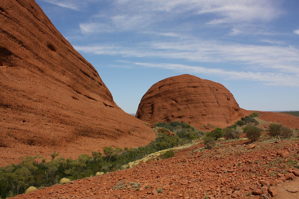 Looming Tower Of Rocks 3 by KerryCronje