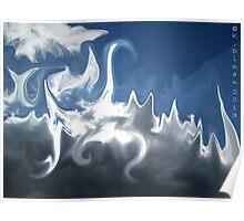 Cloud Morph Poster
