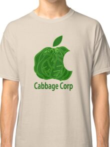 Legend of Korra Avatar Cabbage Corp Classic T-Shirt