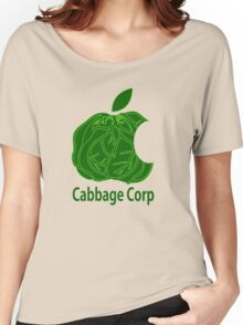 Legend of Korra Avatar Cabbage Corp Women's Relaxed Fit T-Shirt