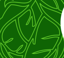 Legend of Korra Avatar Cabbage Corp Sticker