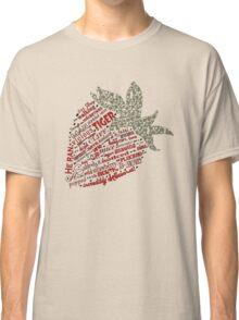 Zen Strawberry Classic T-Shirt