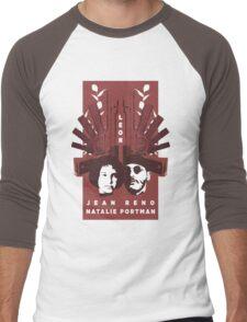 Leon  Men's Baseball ¾ T-Shirt