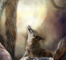 Lure Of The Moon by Carol  Cavalaris