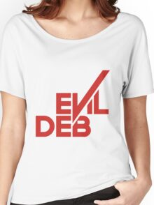 Evil Deb II Women's Relaxed Fit T-Shirt