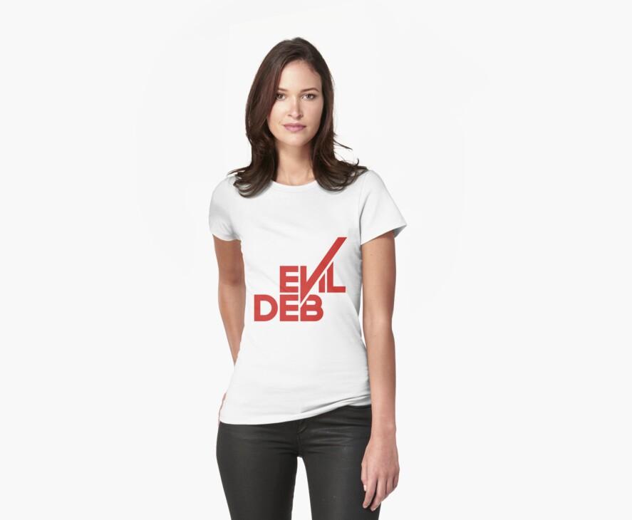 Evil Deb II by CABRASH