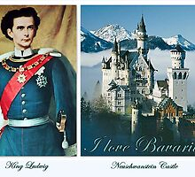 I love Bavaria by ©The Creative  Minds