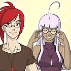 Glasses by scarlet-neko