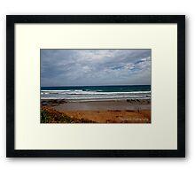 Surf 1 Framed Print