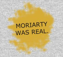 Moriarty Was Real by bethscherm