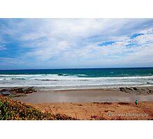 Surf 2 Photographic Print