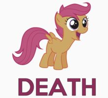 Scootaloo- Death by icab