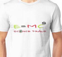 E=MC$ Unisex T-Shirt