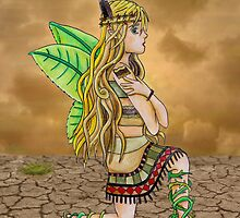 Element Pixie Series- Earth by Chukii