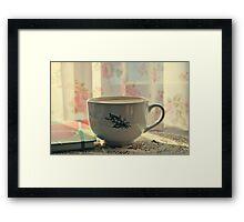 Caffè Latte Framed Print