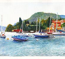 Bellagio Yachts on Lago di Lecco by Dai Wynn