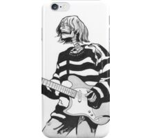 Ghost of Kurt Cobain iPhone Case/Skin