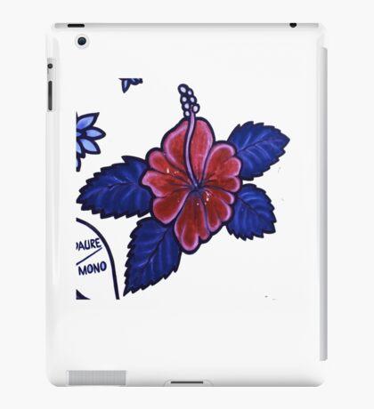 Gumamela  iPad Case/Skin