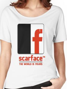 Scarface I Women's Relaxed Fit T-Shirt
