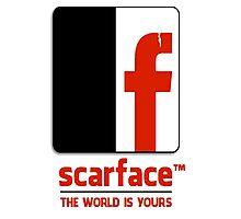 Scarface I Photographic Print
