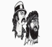 Cheech & Chong II by rcmaurag