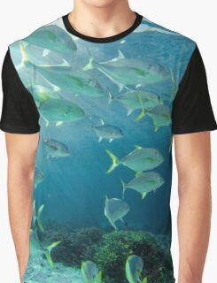 Underwater World Graphic T-Shirt