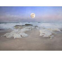 """Super Moon"" Photographic Print"