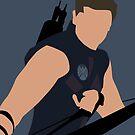 Hawkeye by Zoe Toseland