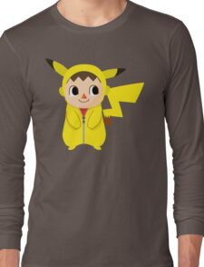 Villager Pika-Onesie Long Sleeve T-Shirt