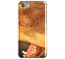 YAWN!! iPhone Case/Skin