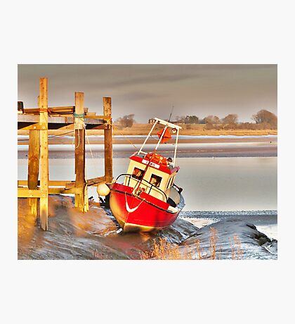 LEWIS-Skippool Creek. Photographic Print