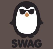 SWAG Pinguin Baby Tee
