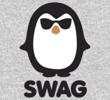 SWAG Pinguin One Piece - Long Sleeve