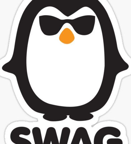 SWAG Pinguin Sticker