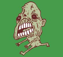 Lil Green Zombie by Michael Sandford