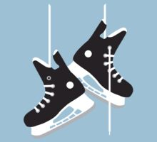 Ice hockey skates by LaundryFactory