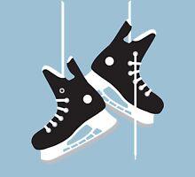 Ice hockey skates Unisex T-Shirt