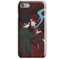 Hyde, Then and Now iPhone Case/Skin