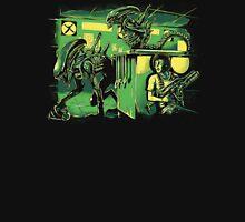 Jurassic Xenomorphs Parody Mashup T-Shirt