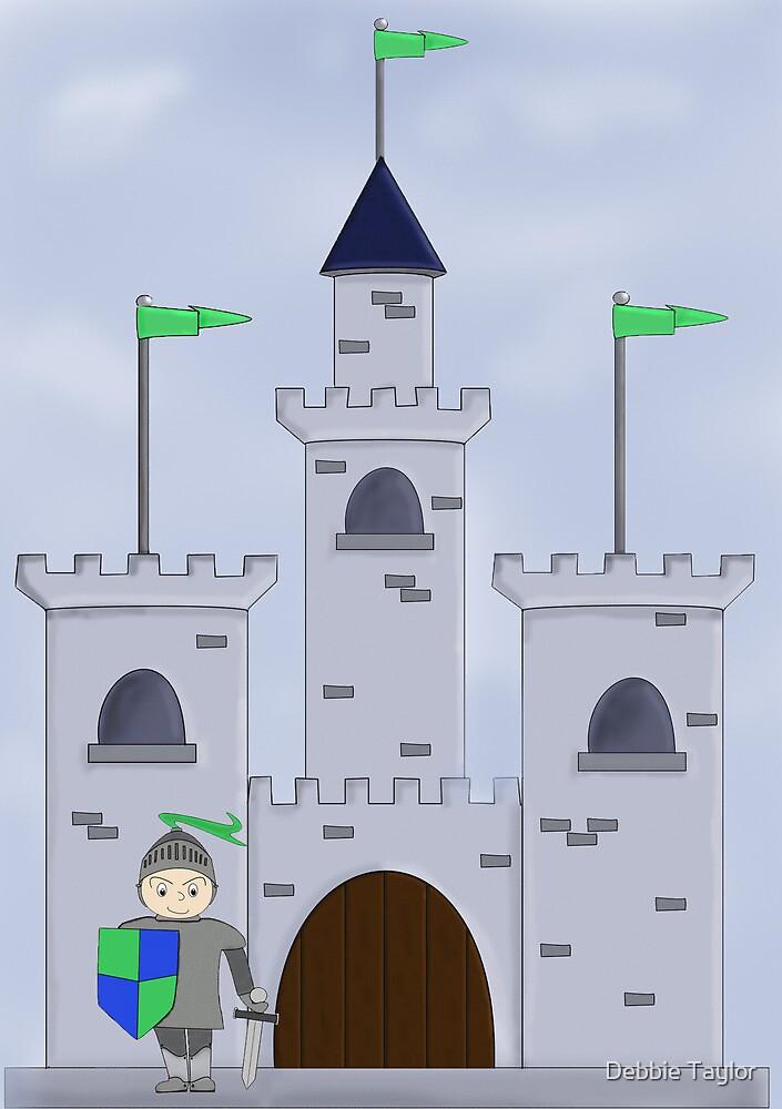Sir Knight's Castle by Debbie Taylor