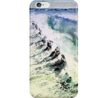 Ocean Waves iPhone iPod Case iPhone Case/Skin