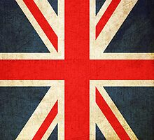 Grunge Effect Union Jack by itsjensworld