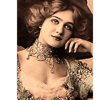 The Merry Widow Photographic Print