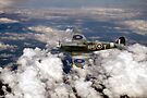 Bob Stanford Tuck's Spitfire Vb by Gary Eason