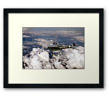 Bob Stanford Tuck's Spitfire Vb Framed Print