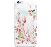 Birds and Cherry Blossoms iPhone iPod Case iPhone Case/Skin