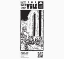 The Vale - De Crypt Club by Kuzimu